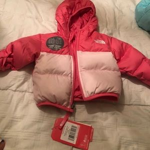 North Face jacket authentic